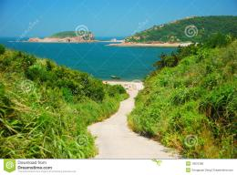 Path To The Ocean Royalty Free Stock PhotosImage: 10631398 1099