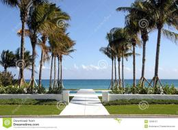 Pathway To The Ocean Royalty Free Stock PhotographyImage: 10299157 806