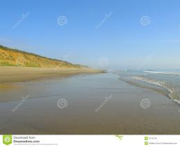 Peaceful Early Morning View Of The Beach Stock PhotosImage: 1375143 177