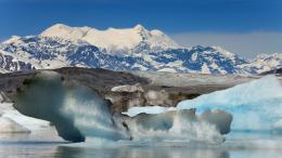 Beautiful, Alsek River, British Columbia, Lake, Canada 1555
