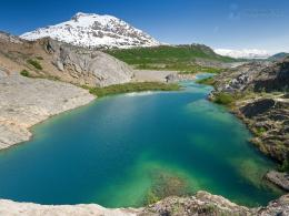 , КанадаLake Along The Alsek River, British Columbia, Canada 861