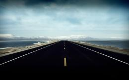 free download the wallpaperSeeing the End of the Road, White Hills 763