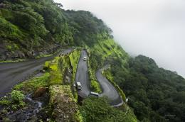Road to the hill city of Matheran | FlickrPhoto Sharing! 423