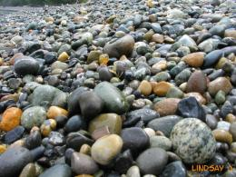 rocks on the beach at deception pass state park great camping posted 658