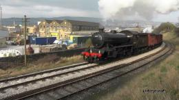 Keighley & Worth Valley Railway Winter Spectacular 2014YouTube 1623