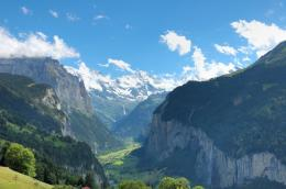 Lauterbrunnen – In the valley of 72 waterfalls 338