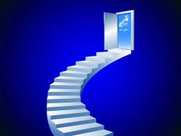 Stairs To Heaven Clip Art 1227