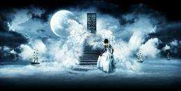 Stairway To Heaven by SHAHED ALIPhotoshop Creative 1346