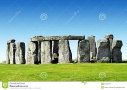 Historical monument Stonehenge,England, UK 1158