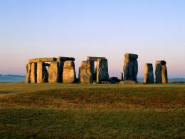 Famous Rock Group Stonehenge Wiltshire EnglandEngland Photography 548