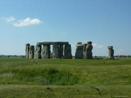 Windows Wallpaper: Stonehenge, England 580