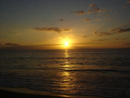 Sunset Over the Beach in Maui by freakazold on deviantART 1965