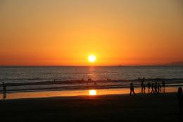 Description Newport Beach sunset jpg 1804