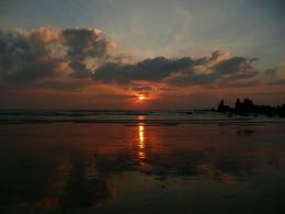 Sunset over Arambol BeachIndia Travel Forum | IndiaMike com 1720