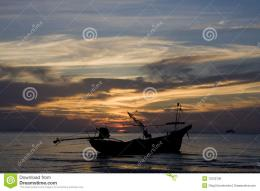 Sunset Over The Beach Royalty Free Stock ImageImage: 13122736 1883