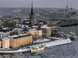 Stockholm In Winter Sweden photos, wallpapers 1541