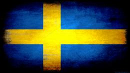 Sweden flag grunge wallpaper by The proffesional 1604