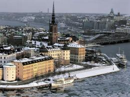 sweden stockholm winter Sweden 774