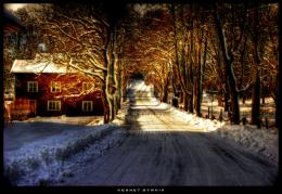 Swedish winter by borderline on DeviantArt 365