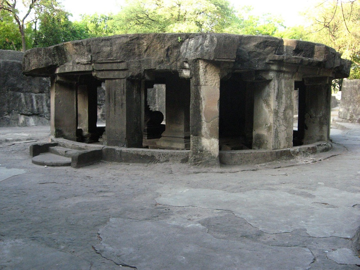 Pataleshwar Cave Temple Historical Facts and Pictures 115