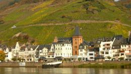 Mosel and Saar River RouteGERMANY | Van Gogh Tours 1295