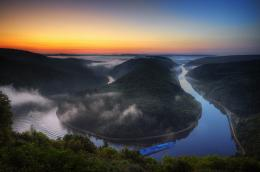 The Saar Loop, Germany| Amazing Places | 1250