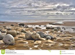 Rocky Beach Stock PhotographyImage: 20010462 823