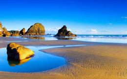 Rocky Beach Wallpapers, Rocky Beach DesktopWallpapers, Rocky Beach 1959