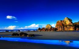 Rocky beach hd Wallpapers Pictures Photos Images 1644