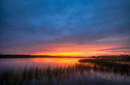 Twilight Over the Water | blaize netphotography, tips, tricks, and 1645