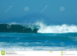 Waves Breaking Over Rocks Royalty Free Stock PhotographyImage 446