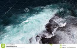 Waves Breaking On Rocks Royalty Free Stock ImagesImage: 17664909 1571