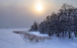 Winter Landscape wallpapers | Winter Landscape stock photos 1355