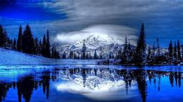 Winter Landscape Desktop Wallpapers and Backgrounds | Cool Wallpapers 1681