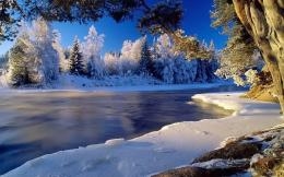 Winter Landscape Desktop Backgrounds Free | HD4Wallpaper net 981