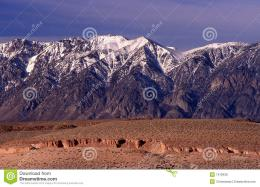 The Wonderful Sierra Mountains Royalty Free Stock PhotosImage 246