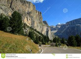 The Wonderful Mountain World In The South Tyrol Royalty Free Stock 1119