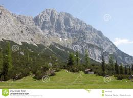Wonderful mountains in Austria 646