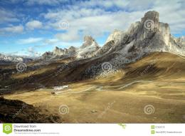 Wonderful Mountain World Royalty Free Stock PhotoImage: 27225775 1885
