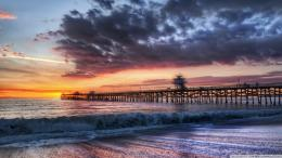 Sunset Pier Restaurant Wallpapers Pictures Photos Images 542