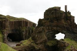 Mountain and Sea Scotland: Underneath The Arches 845