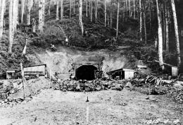 The Arch Cape Tunnel | Cannon Beach History Center and Museum 838