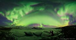 Aurora over Iceland| Travel | Pinterest 583