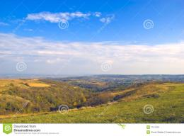 Autumn Hills Royalty Free Stock ImageImage: 7141226 1643