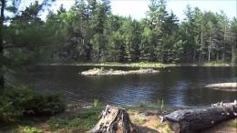 Canoe TripBalsam Lake via Bell LakeMay 28 29, 2012YouTube 154