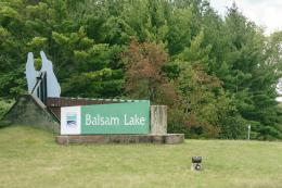 Camping at Balsam Lake | thisanomallife 913