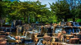 waterworld park in japan hdr wallpaper 1288