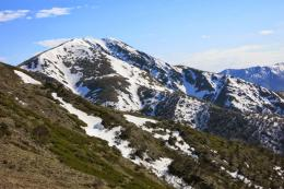 Mountains: Mt Feathertop, Vic, Australia 1258
