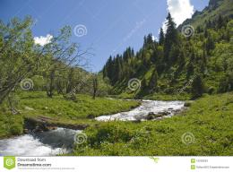 Stock Photography: Beautiful mountains landscape 1410