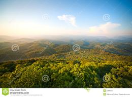 Beautiful Mountain Landscape Royalty Free Stock PhotographyImage 516